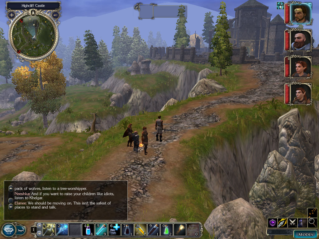 Neverwinter Nights Hordes Underdark Прохождение Игры