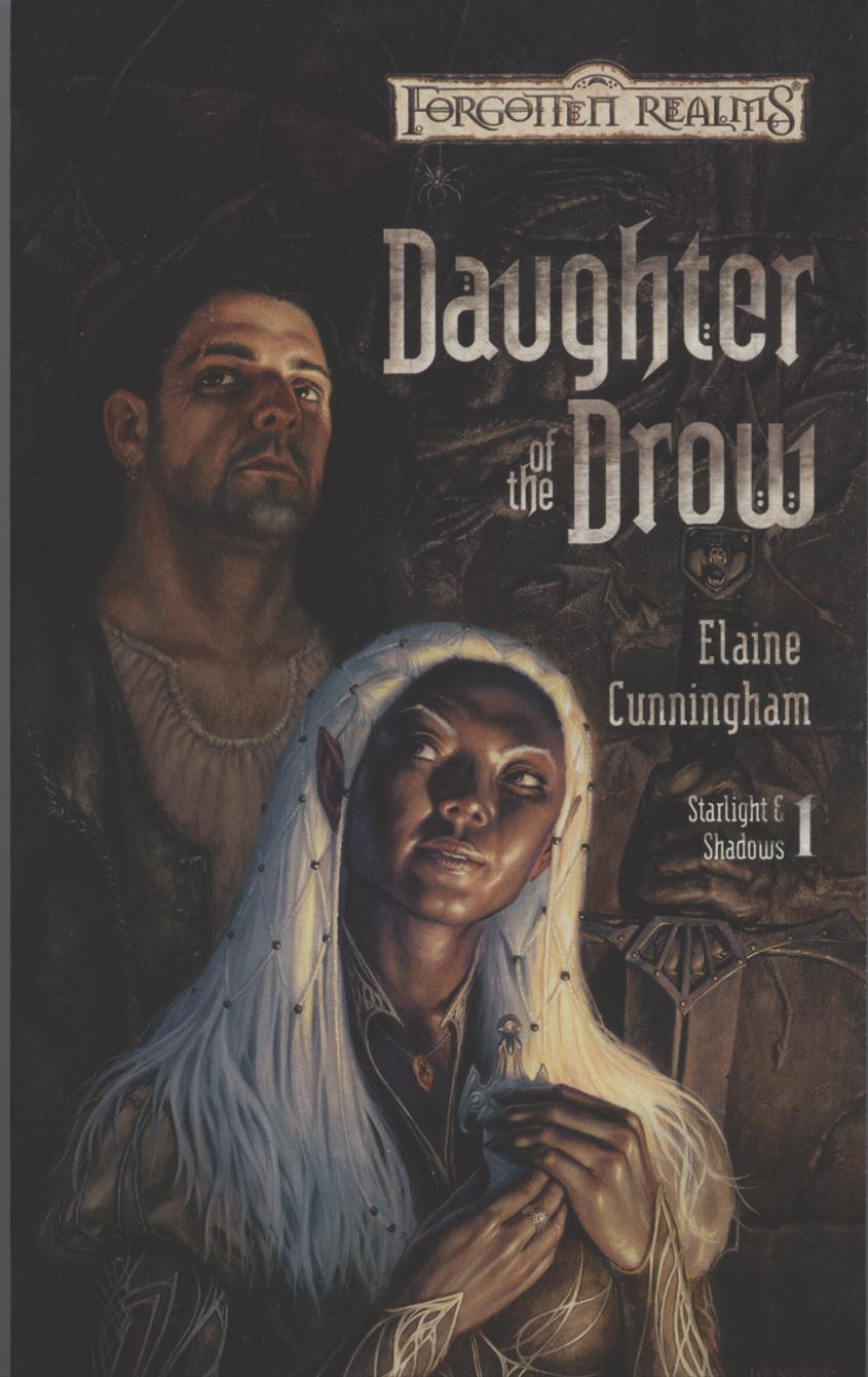 Daughter of drow